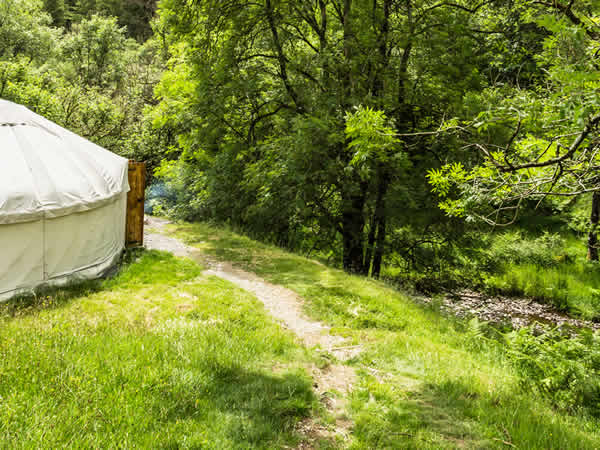 Eco Retreats Yurts