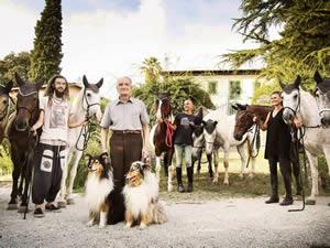 Organic Holidays, Agriturismo Villa Stabbia, Farmhouses