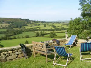 Organic Holidays - Bank House Organic Farm B&B, Glaisdale, Whitby. YO21 2QA