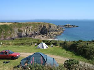 Camping st davids