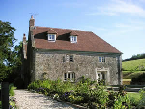 Organic Holidays - Cools Organic Farm B&B, East Knoyle, Salisbury. SP3 6DB