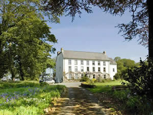Organic Holidays - Cuffern Manor Country House, Roch, Haverfordwest. SA62 6HB