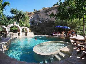 Organic Holidays Gamirasu Cave Hotel Ayvali Koyu 50400 Nevsehir
