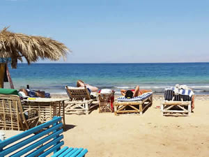 Organic Holidays - Habiba Beach Lodge, Habiba Village, Arab Hemdan.