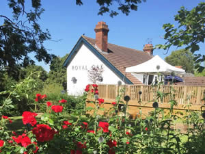 Organic Holidays - Helen Browning's Royal Oak, Cues Lane, Bishopstone. SN6 8PP