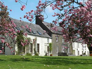 Organic Holidays - Knowles Organic Farm B&B, Lawrenny, Kilgetty. SA68 0PX