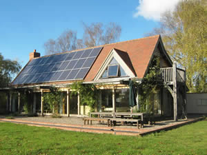 Organic Holidays - Lighthouse B&B at Old Country Farm, Mathon, Malvern. WR13 5PS