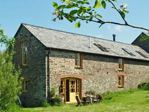 Organic Holidays - Little Barton Cottage, Hartland, Bude. EX39 6DY