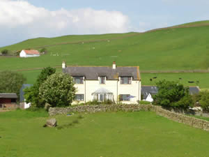 Organic Holidays - Low Kirkbride Organic Farm B&B, Auldgirth, Dumfries. DG2 0SP