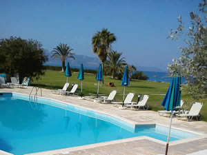 Organic Holidays - Natura Beach Hotel and Villas, Papanikopoulos Road, 8831 Polis.