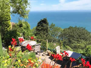 Organic Holidays - North Walk House, Lynton, Lynmouth. EX35 6HJ