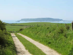 Organic Holidays - Northdown Farm Camping, Osmington, Weymouth. DT3 6ED