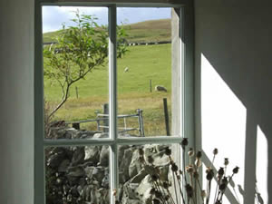 Organic Holidays - Organic Croft House, North Hamarsland, Tingwall. ZE2 9SG