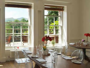 Organic Holidays - Peterstone Court Country House and Spa, Llanhamlach, Brecon. LD3 7YB