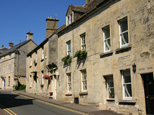 Organic Holidays - St Annes Bed and Breakfast, Gloucester Street, Painswick. GL6 6QN