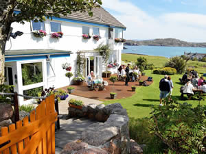 Organic Holidays St Columba Hotel Iona Isle Of Pa76 6sl