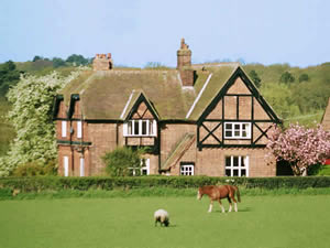 Organic Holidays - Sugar Brook Organic Farm B&B, Mobberley Road, Ashley. WA14 3QB