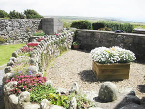 Organic Holidays - The Barn at Caerfai Farm, St Davids, Haverfordwest. SA62 6QT