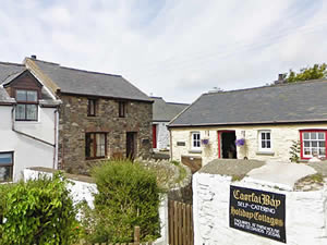 Organic Holidays - The Barn at Caerfai Organic Farm, St Davids, Haverfordwest. SA62 6QT