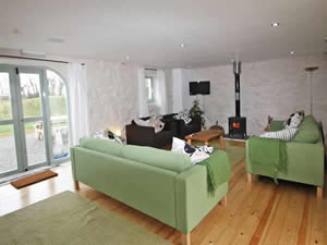 Organic Holidays - The Barn at Mill Haven Place, Middle Broadmoor, Little Haven. SA62 3XD