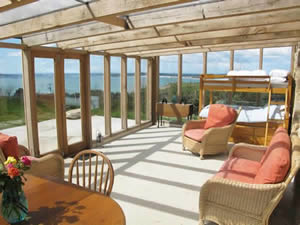 Organic Holidays - The Old Lookout, Shortlake Farm, Osmington. DT3 6EF
