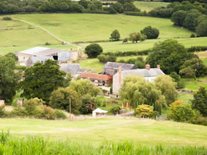 Organic Holidays - The Stables at Trill Organic Farm, Musbury, Axminster. EX13 8TU