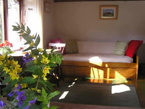 Organic Holidays - The Wren's Nest, Pen Pynfarch, Llandysul. SA44 4RU