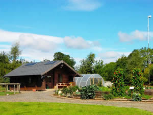Organic Holidays - The Bunkhouse, Newhouse Organic Farm, Almeley. HR3 6LJ