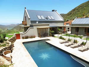 Organic Holidays - Tierhoek Organic Farm and Cottages, PO Box 832, Robertson 6705.